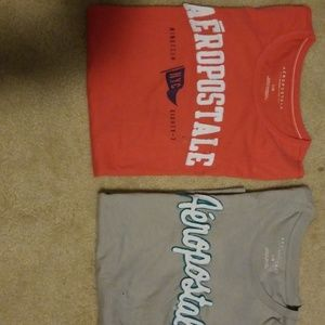 Womens Aeropostale shirts